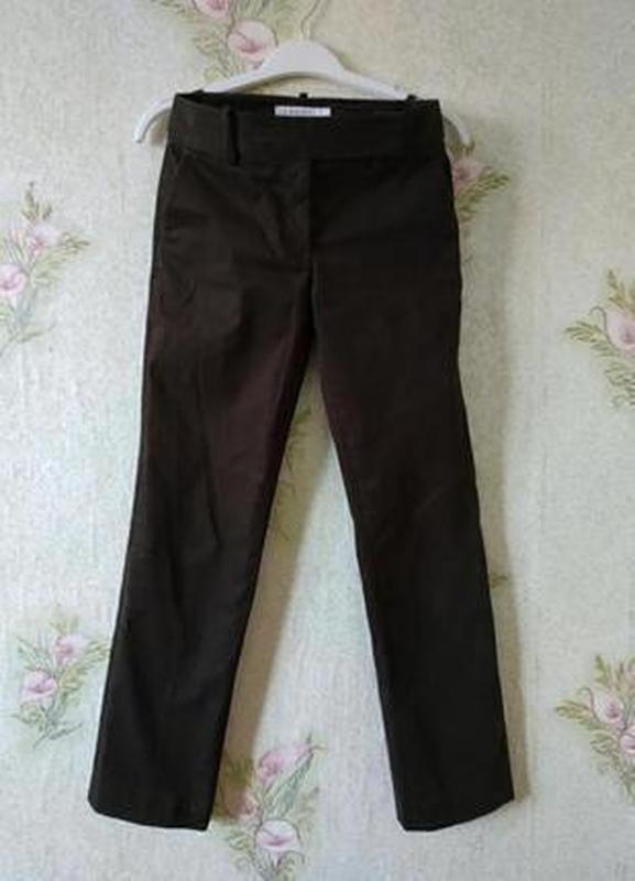 Плотные штанишки от zara - Фото 2