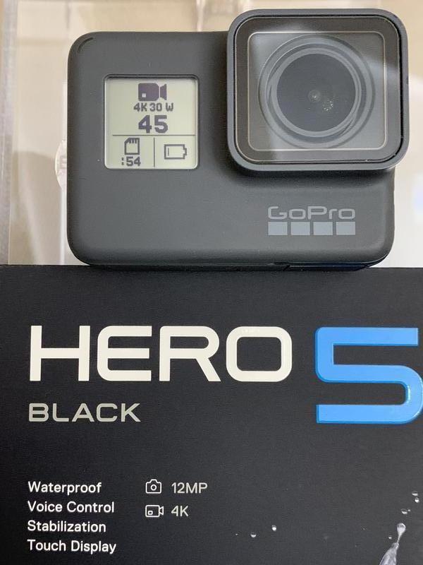 GoPro HERO 5 Black Екшн-камера