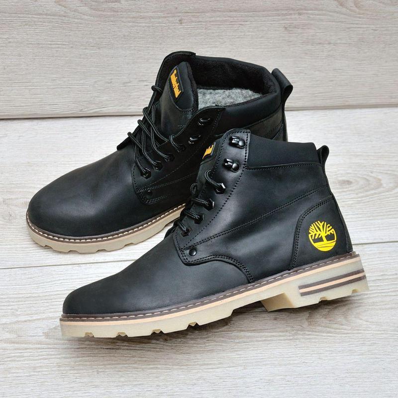 Timberland   зимние ботинки