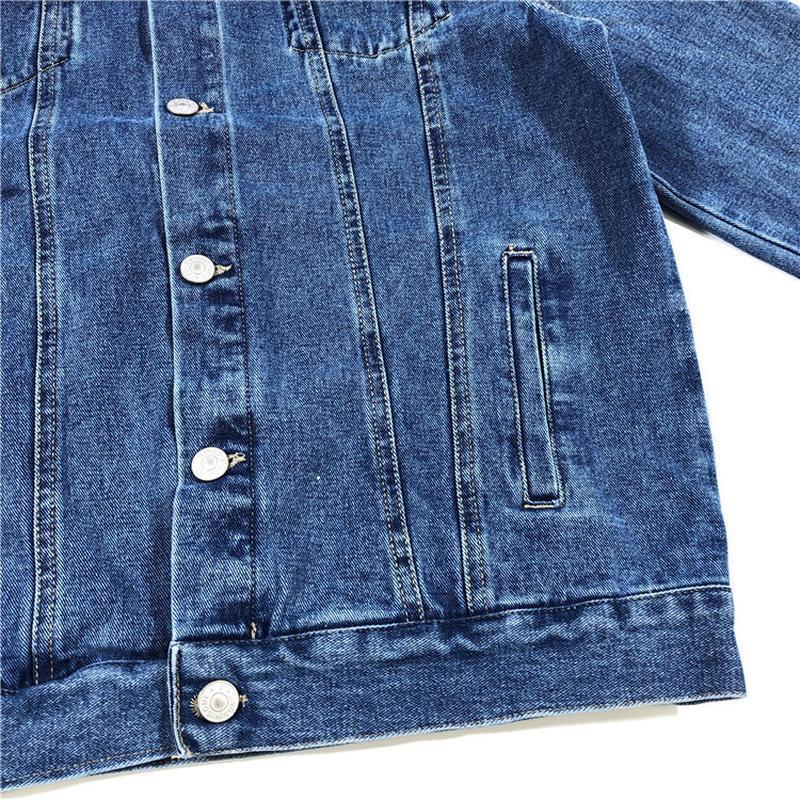 Мужская джинсовая куртка - Фото 8