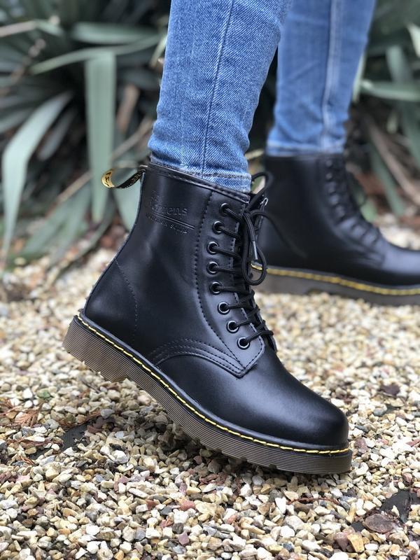 Шикарные ботинки dr martens