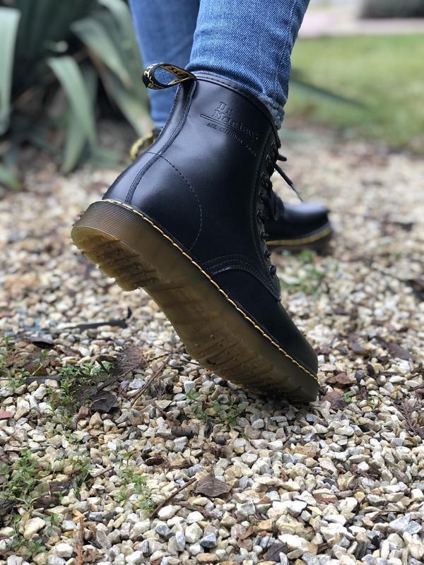 Шикарные ботинки dr martens - Фото 6