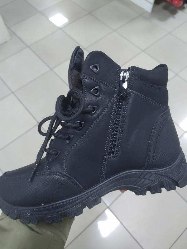 Детские зимние ботинки ассортимент - Фото 2