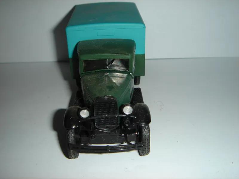 Продам машинку ГАЗ-АА 1/43. - Фото 2