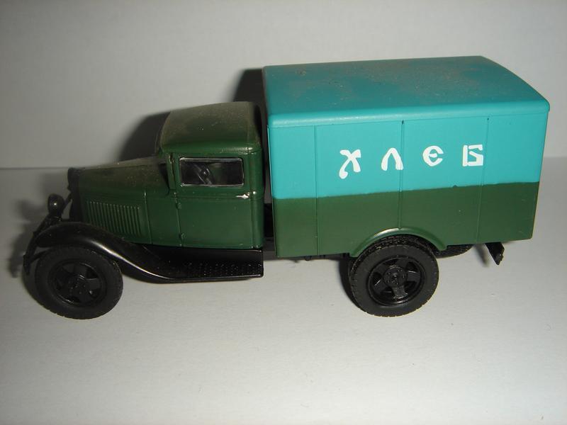 Продам машинку ГАЗ-АА 1/43.