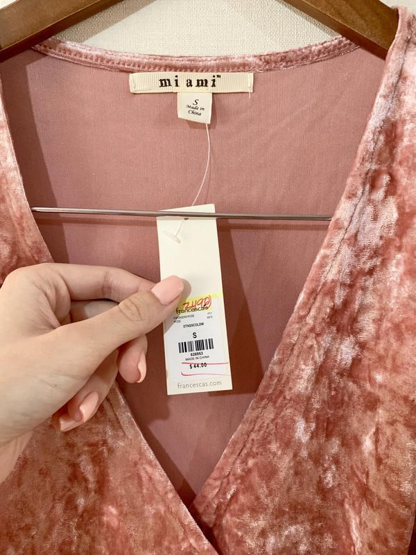 Большой выбор!платье велюр с открытыми плечами - Фото 4