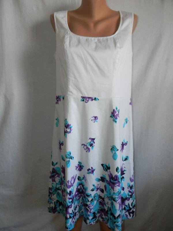 Новое натуральное платье savoir