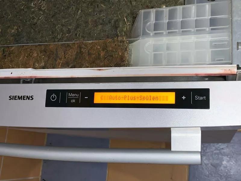 Посудомойка Посудомоечная машина Siemens - Фото 3