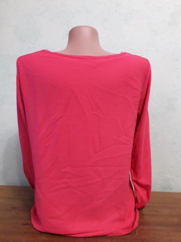 Блуза кофтенка - Фото 2