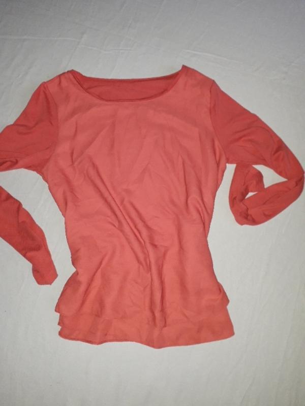 Блуза кофтенка - Фото 3