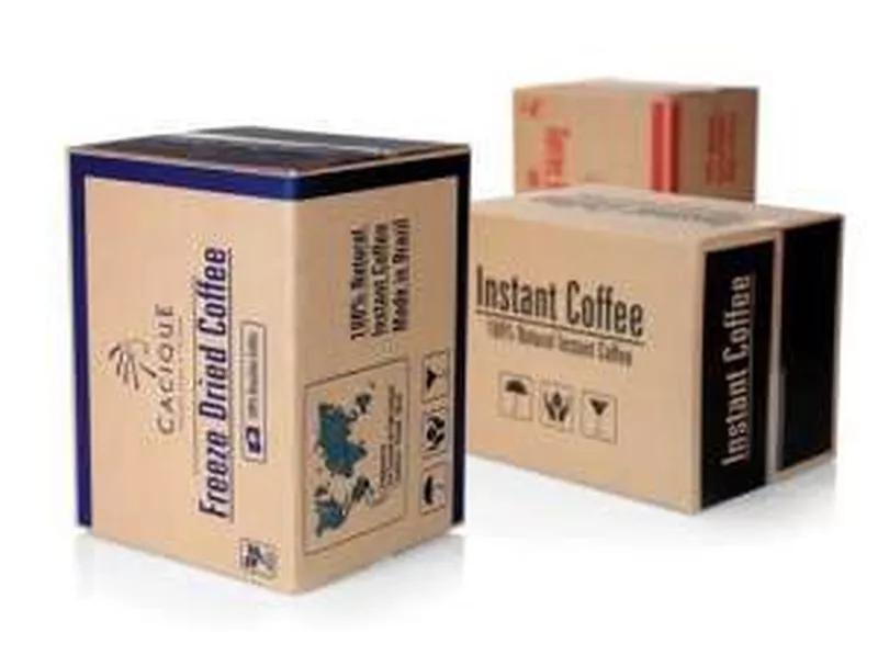 Растворимый кофе. Продам оптом кофе сублимированный. Касик, Кокам - Фото 4