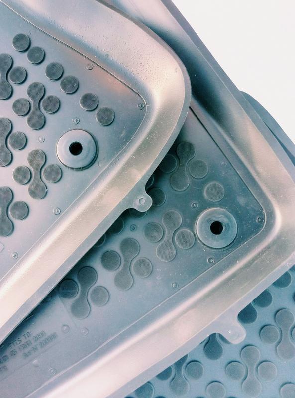 Коврики rezaw plast на Audi A6 C6 2004-2011 - Фото 3