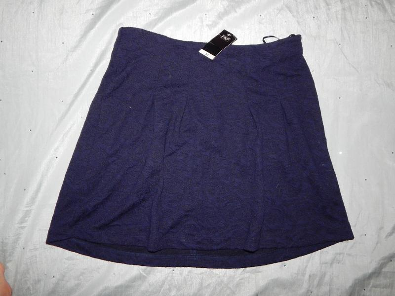 F&f юбка стильная модная р14 новая