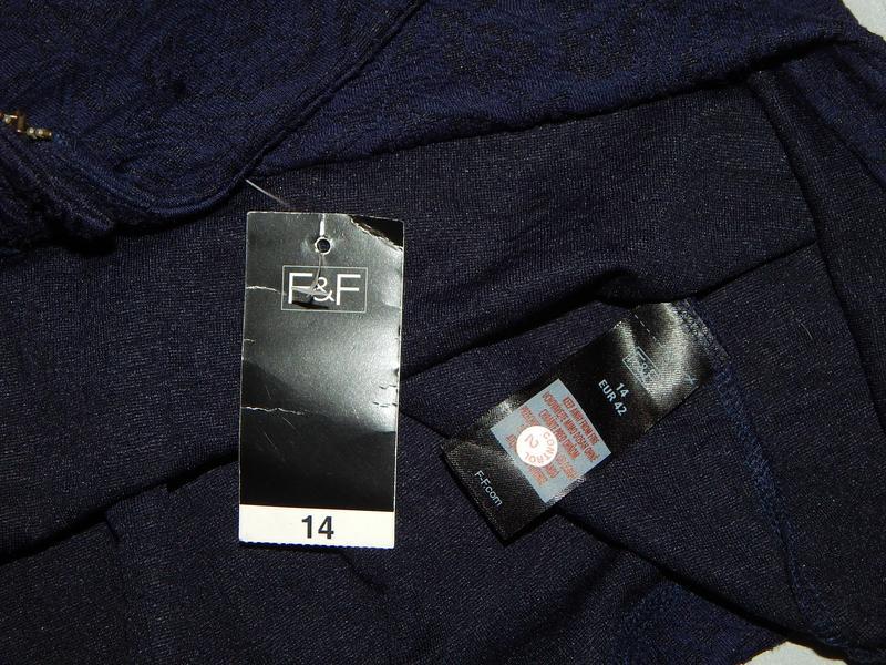 F&f юбка стильная модная р14 новая - Фото 3