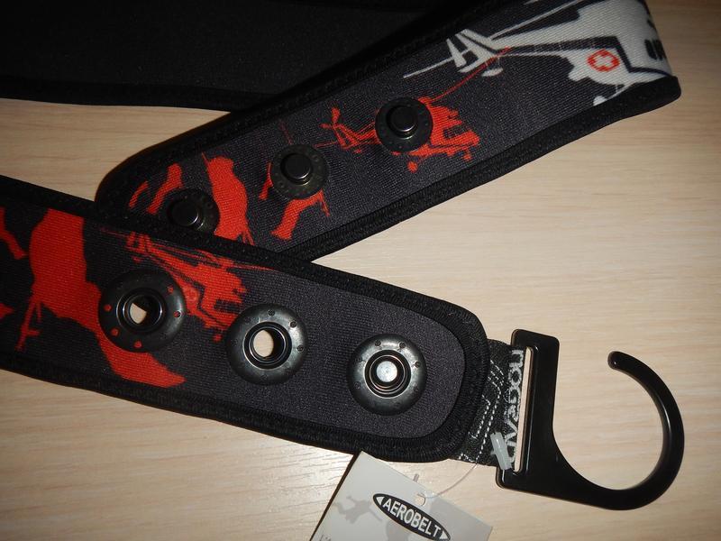 Ремень nograd aerobelt p.m спортивный альпинистский - Фото 4