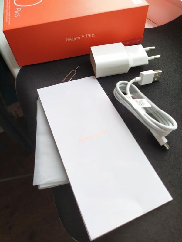Xiaomi Redmi 5 plus, global version, состояние идеальное - Фото 6