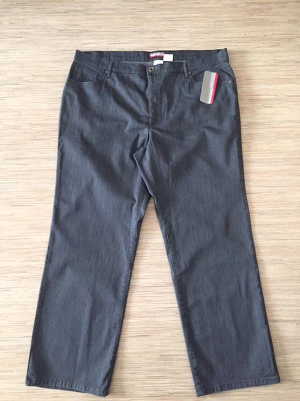 Новые (с этикеткой) джинсы  размер нем 24 (48к), укр 54-56-58,...