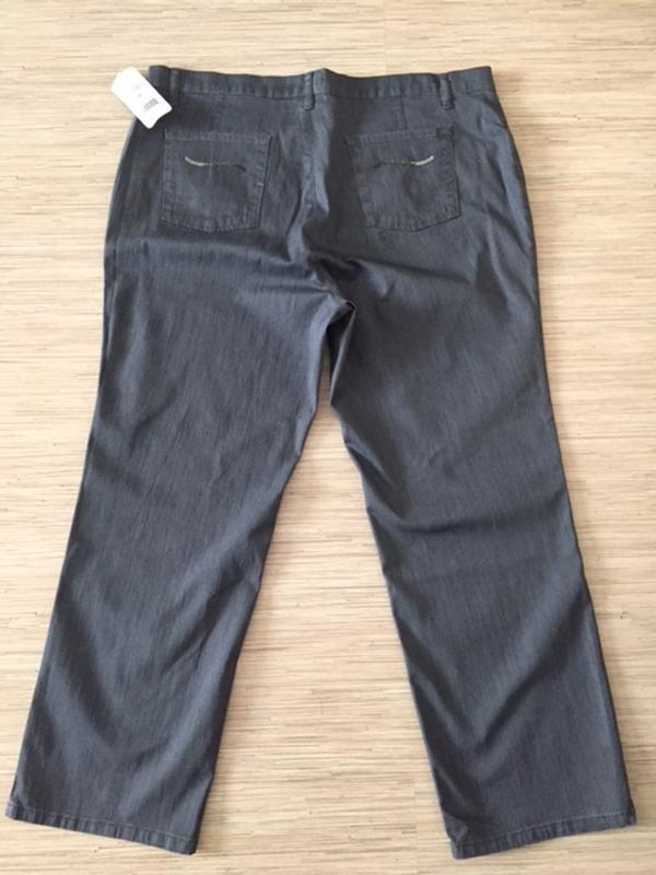 Новые (с этикеткой) джинсы  размер нем 24 (48к), укр 54-56-58,... - Фото 2