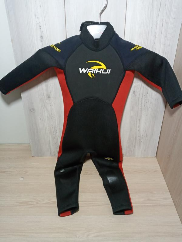 Гидро-костюм 3-4 года, костюм для дайвинга