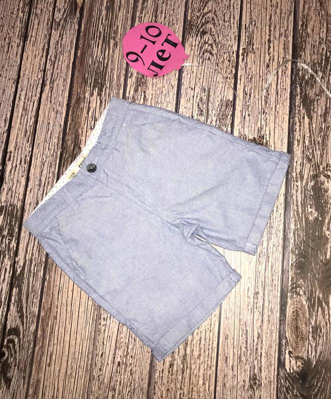 Фирменные шорты для мальчика 9-10 лет, 134-140 см