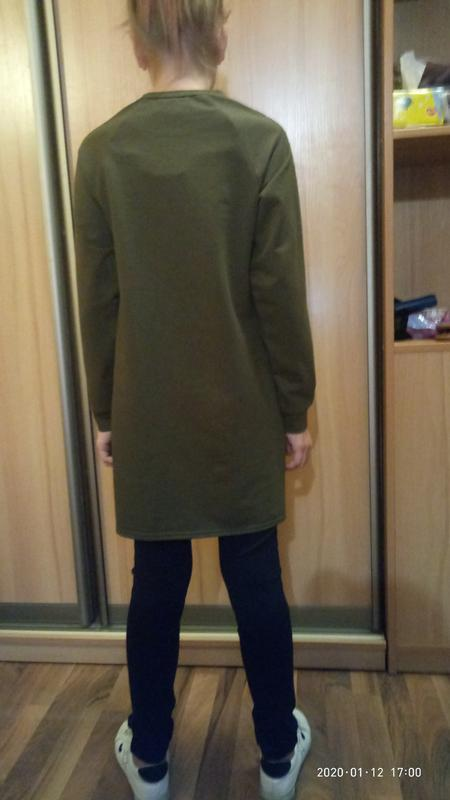 Платье туника - Фото 6