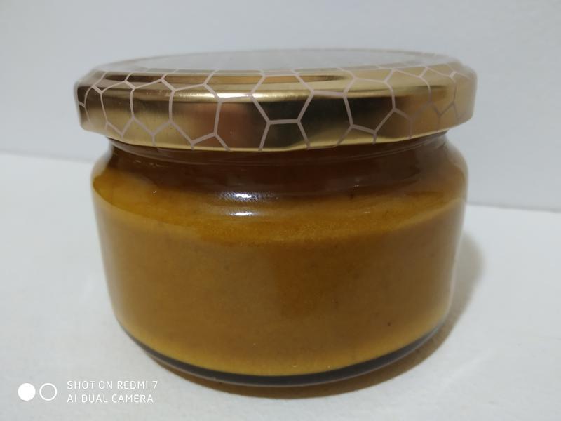 Обліпиха з медом з пилком