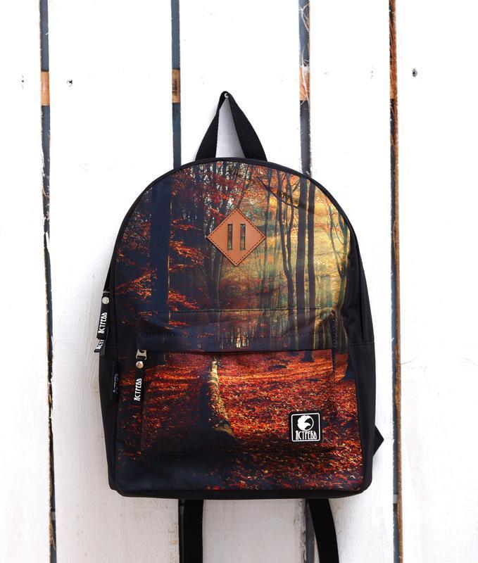 Рюкзак ястребь print 21