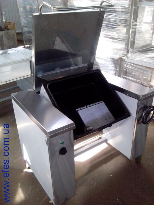 Сковорода электрическая промышленная СЭМ-0,5