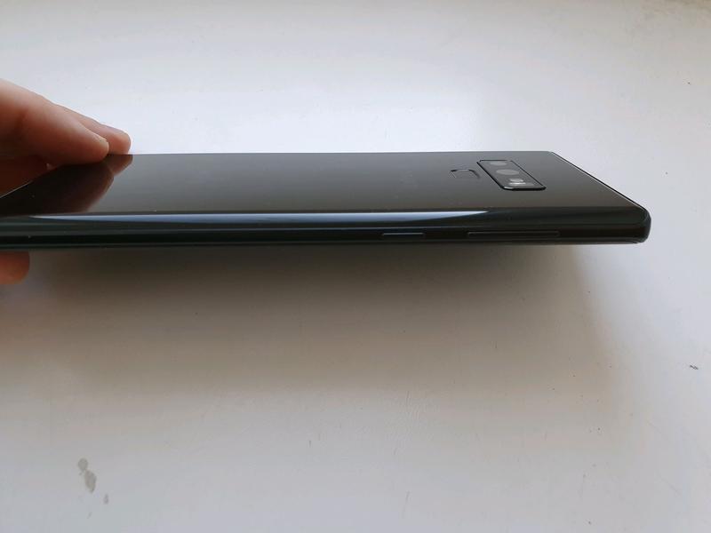 Samsung Galaxy Note 9 Midnight Black - Фото 3