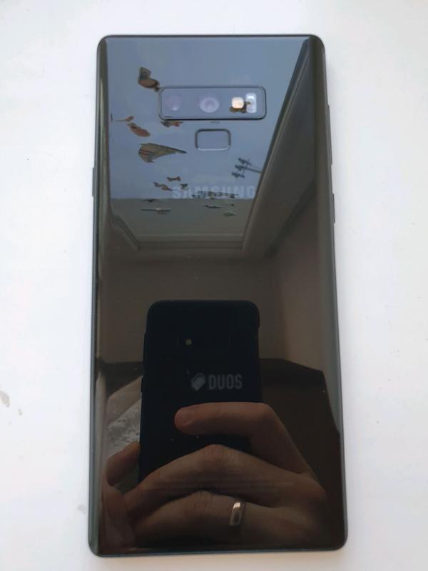 Samsung Galaxy Note 9 Midnight Black - Фото 2