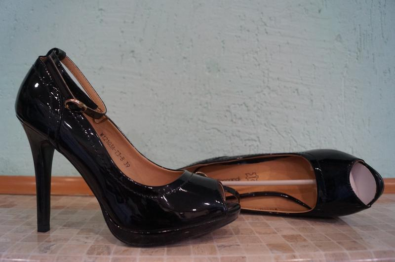 Туфли р.39,бренд t.taccardi - Фото 5