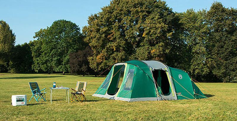 Палатки Coleman OAK CANYON 6