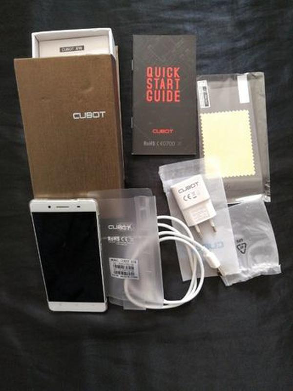 """Смартфон CUBOT X16 5""""ISP 1920*1080 4G LTE - Фото 4"""