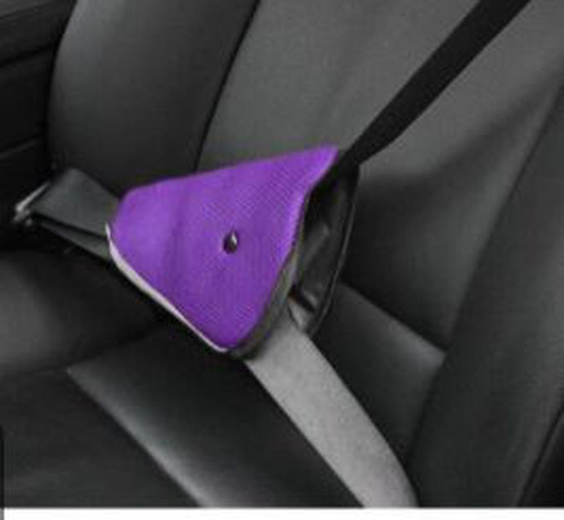 Автокресло бескасное бустер адаптер накладка треугольник фиксатор - Фото 4