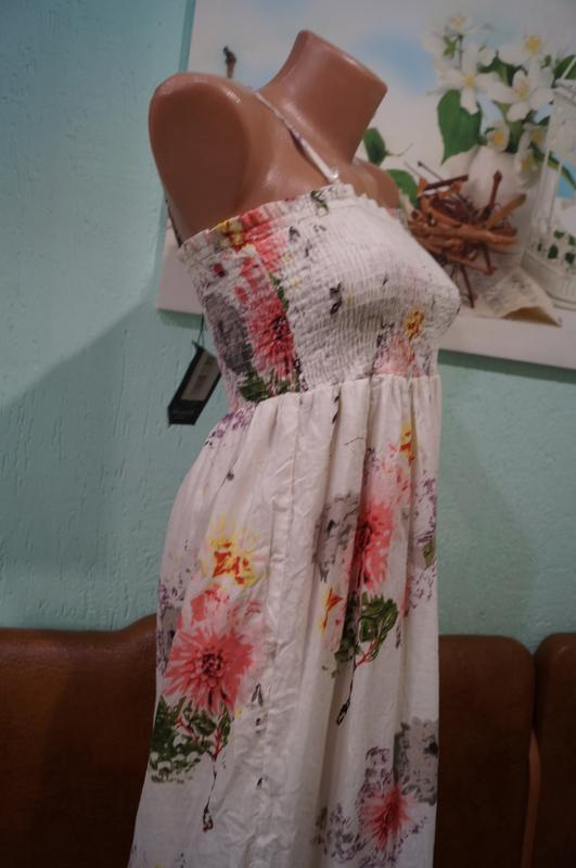 Сарафан макси р.м,бренд sisters point - Фото 2