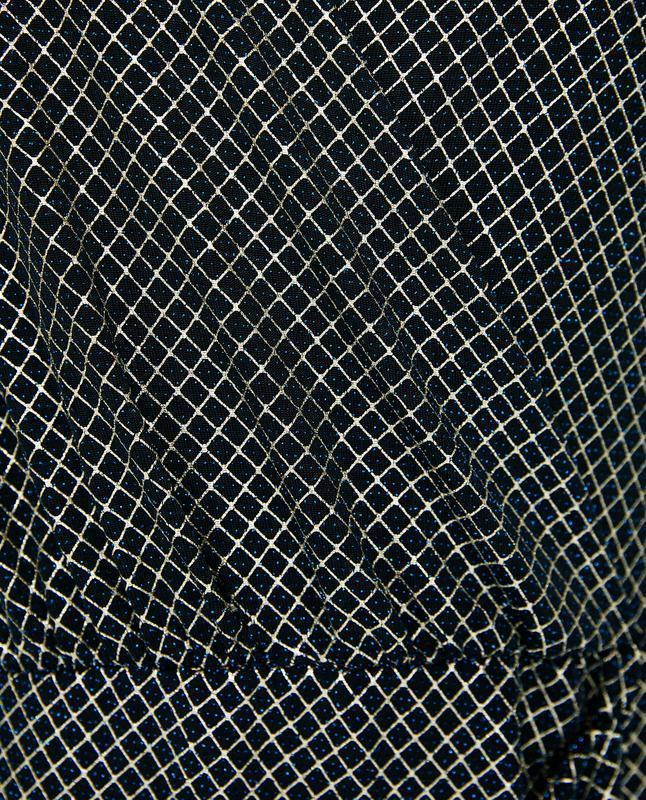 Платье с люрексом от zara - Фото 9