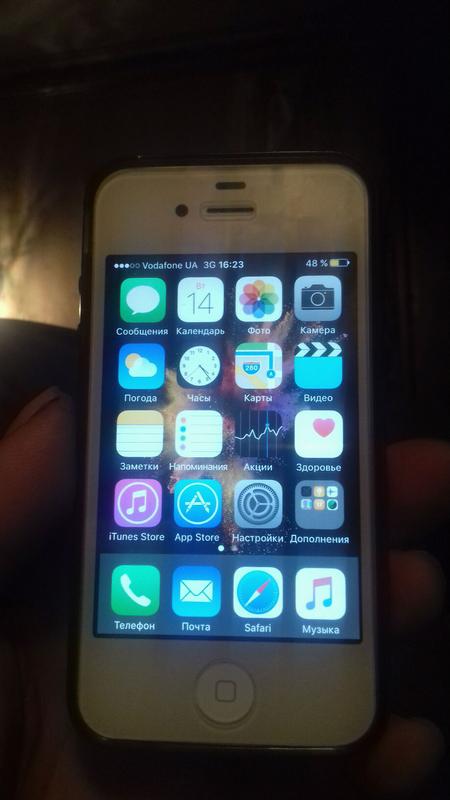 Iphone 4 - Фото 2