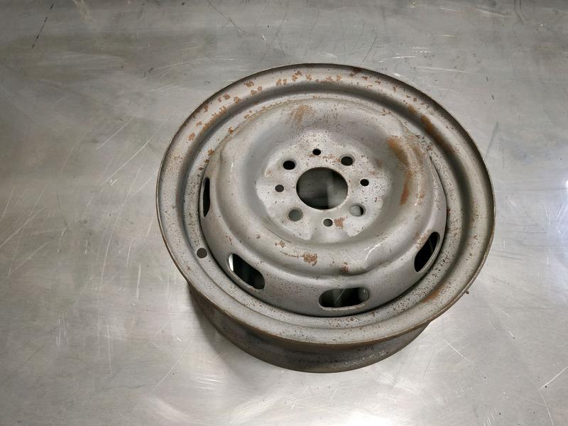 Диск , колесо 2101 СССР оригинал под колпак с ушками