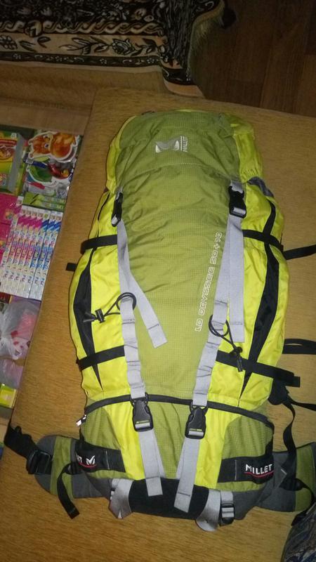 Рюкзак odyssee 50+10 ld women's backpack, оригинал - Фото 2
