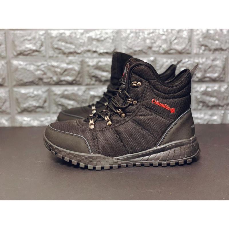 Мужские термо-ботинки Коламбия Омни-Грип до-30°C! - Фото 4
