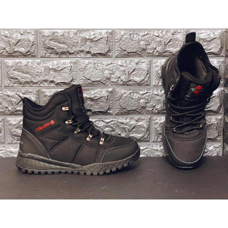 Мужские термо-ботинки Коламбия Омни-Грип до-30°C! - Фото 2