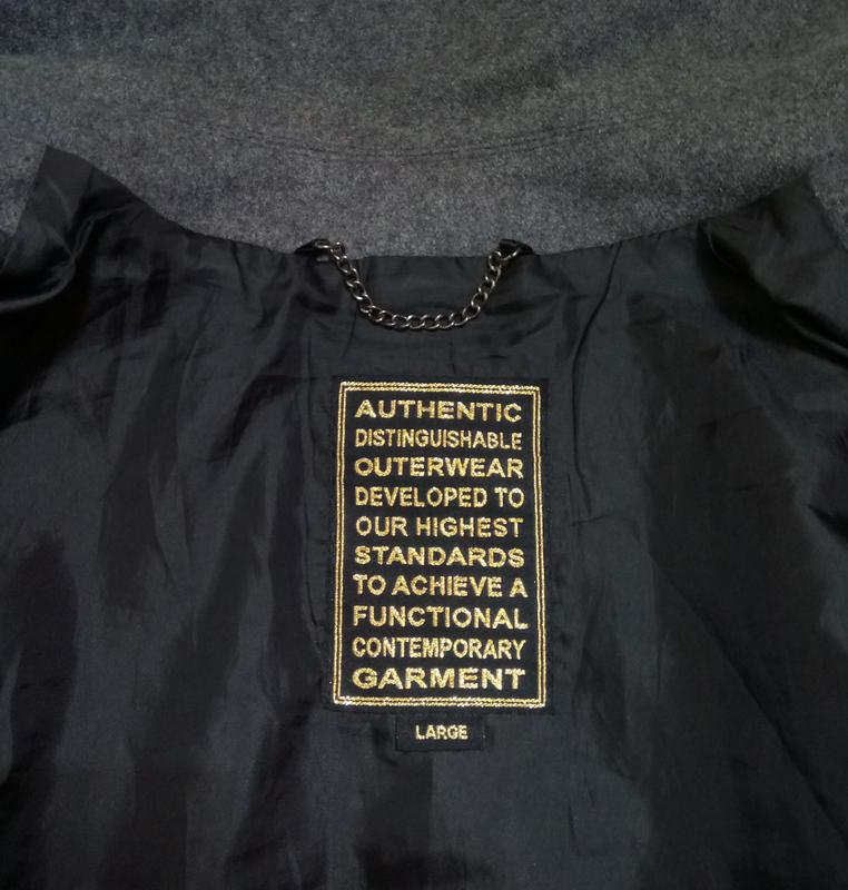 Модное мужское пальто шерстяное по супер цене - Фото 7