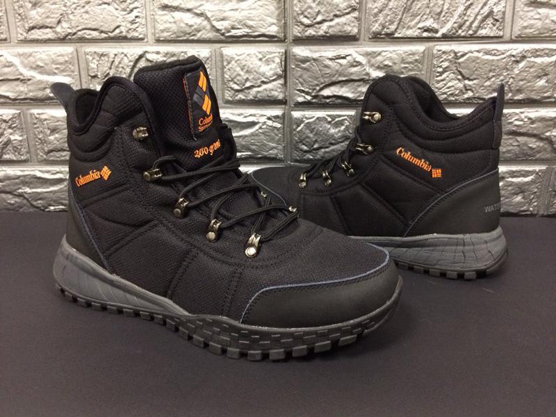 Мужские термо-ботинки Columbia (Коламбия Омни-Грип) до -30°С! - Фото 2