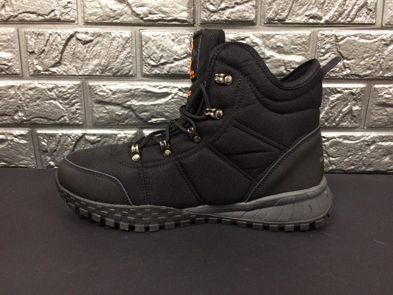 Мужские термо-ботинки Columbia (Коламбия Омни-Грип) до -30°С! - Фото 6