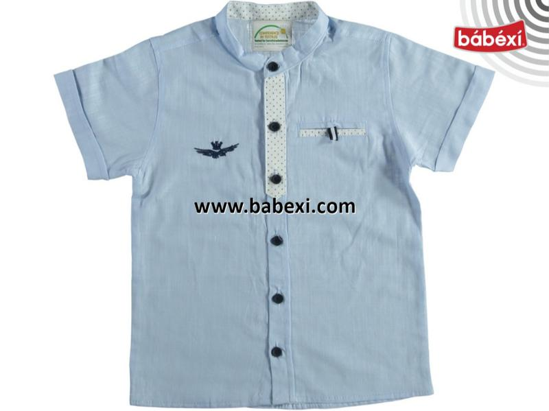 Рубашка для мальчика 9, 10, 11 лет