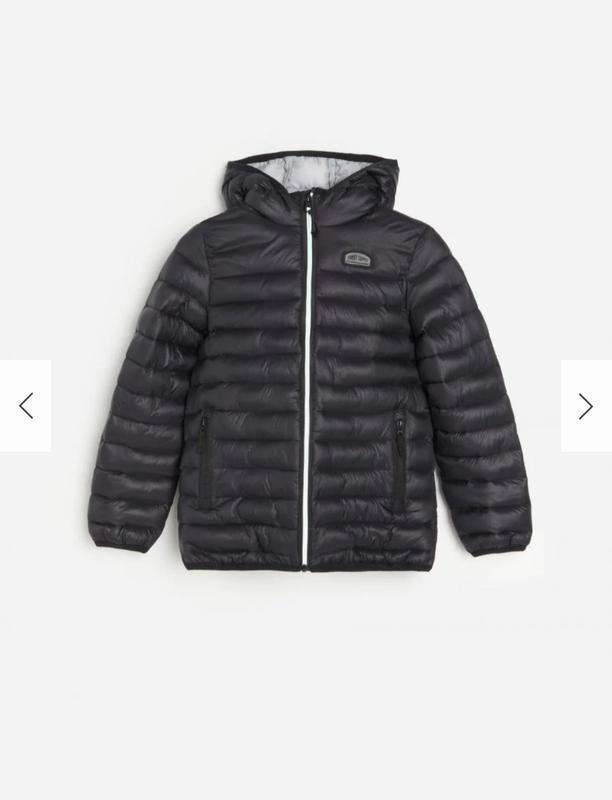 Очень классная демисезонная куртка reserved для мальчика 4-5, ...