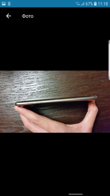 Samsung Galaxy s7 edge gold 32 - Фото 6