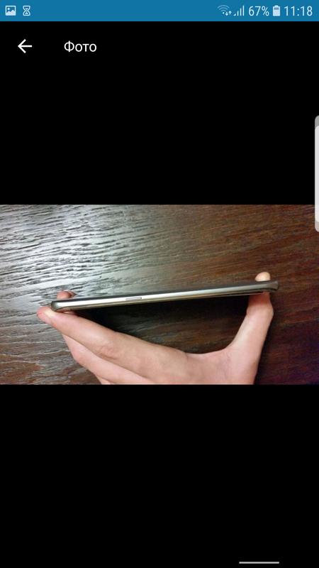 Samsung Galaxy s7 edge gold 32 - Фото 7