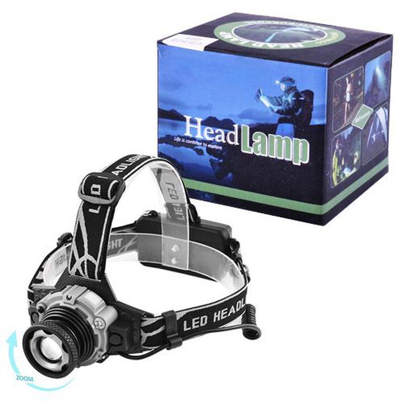 Налобный фонарь Police BL-W002