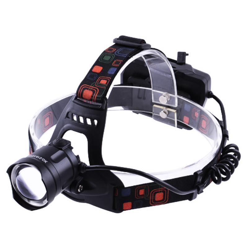 Налобный фонарь Police XQ-218-HP50